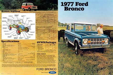 anniversary  wheeler article   ford bronco