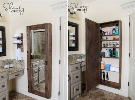 Small Bathroom Vanity With Storage by Boosting Your Bathroom Storage Capacity With Diy Shelving