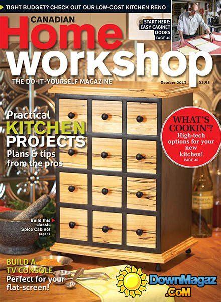 canadian home workshop october