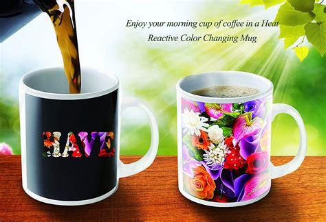 Последние твиты от magic coffee mugs (@magicmugshop). Amazon.com: Magic Coffee Mugs Heat Sensitive Color Changing Coffee Mug Good Gift Mug Have A Nice ...