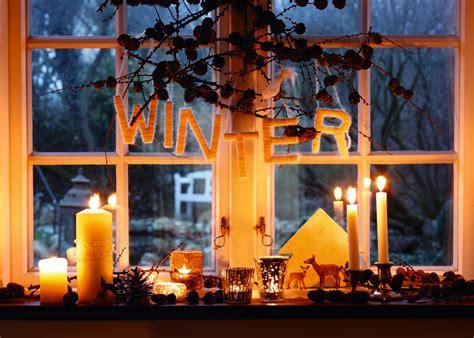 Herbst Winterdeko Fensterbank by Der Winter Darf Kommen November 2012 Familienheim Und