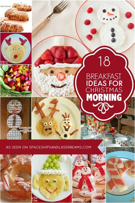 christmas breakfast party 18 morning breakfast traditions recipes and ideas spaceships and laser beams