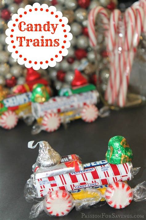 Christmas Candy Crafts Pictures To Pin On Pinterest