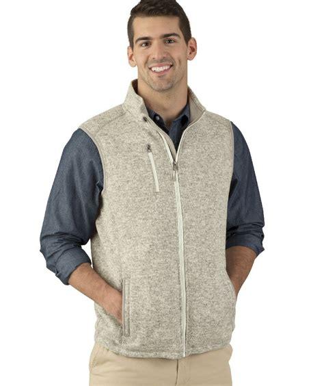 allens hospital uniforms charles river mens heathered fleece vest
