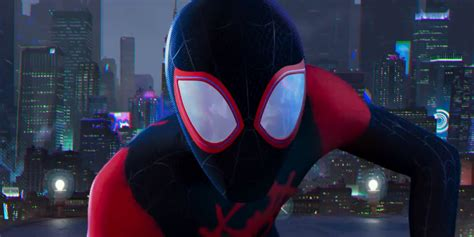 Into The Spiderverse Is 'going To Be Pretty Special