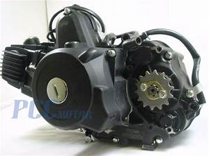 125cc Fully Auto Electric Engine Atv Motor Atc70 Crf Xr 50 Sdg 125e