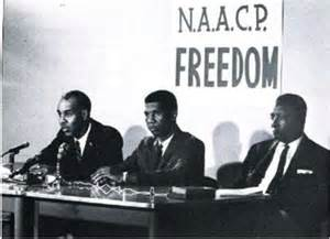The Medgar Evers and NAACP