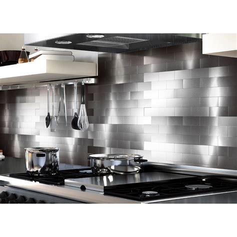 steel backsplash kitchen peel and stick backsplash tiles for kitchen 3 quot x 6