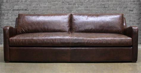 Genuine Leather Sofas Bonded Leather Sofas Vs Cool Genuine