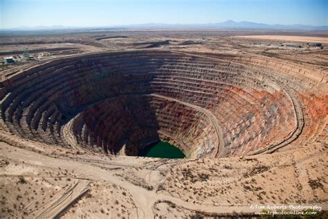 Open Pit by Safety In Open Pit Mining