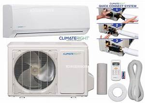 Manual And Guide For Climateright Cr12000sach 12000 Btu