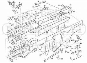 Savage 99e Series A - Parts List