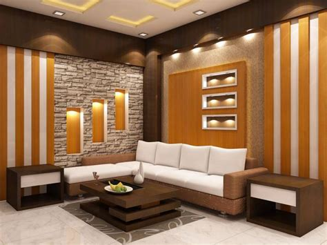 Home Decor Niche : 15+ Ways To Beautify Your Home With Illuminated Wall Niches