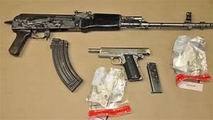 BlackburnNews.com - Guns And Drugs Seized In Raid
