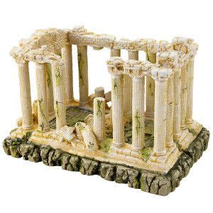 ancient ruins fish tank decorations 1000 images about aquariums decor grecian etc on aquarium decorations