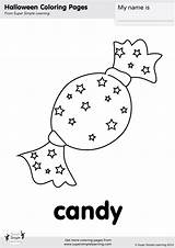 Coloring Candy Took Supersimple Simple Super Songs sketch template