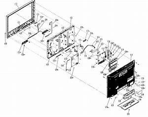 Vizio Vo320e Lcd Television Parts