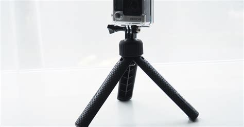 sp gadgets tripod grip gopro version review andrew