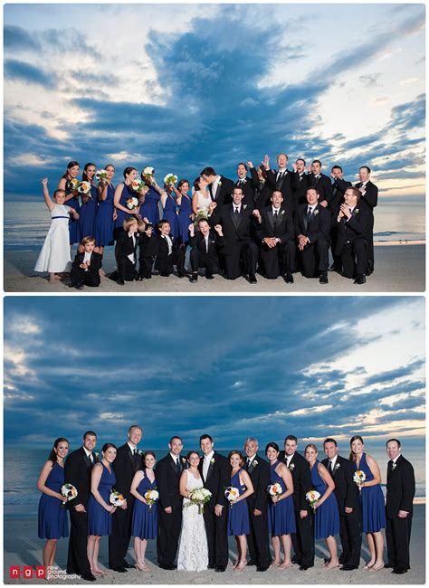 port royal club wedding ellen adam naples wedding