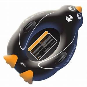 Inflatable Penguin Sled Shut Up And Take My Money