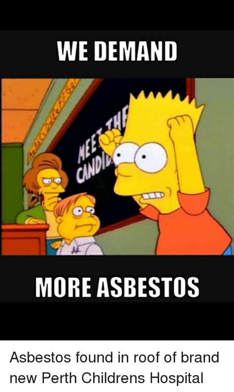 demand  asbestos asbestos   roof  brand