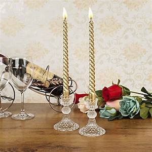 Crystal, Candle, Stand, Gold, Candle, Wedding, Party, Decor, Candle, Holders, Home, Decoration, Candle, Cup