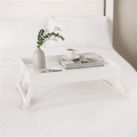 inspirations cool bed tray table  inspiring furniture