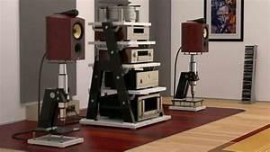JTL Audio Racks Crazy Ass Speaker Stands Audio Pieces