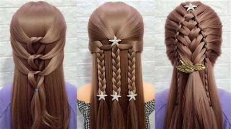 TOP 35 Braided Hairstyle Personalities for School Girls