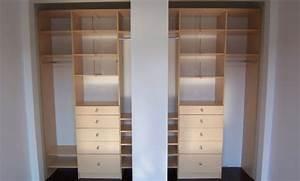 Armoire Murale Chambre : armoire penderie profondeur 40 cm cuisine idconcept ~ Melissatoandfro.com Idées de Décoration