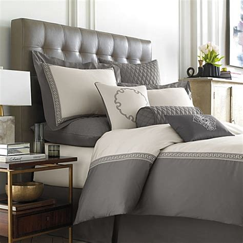 buy wamsutta 174 greek key 4 piece full comforter set from
