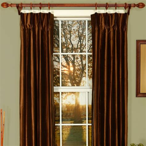 country curtain rods ruffled country style curtains decorlinen