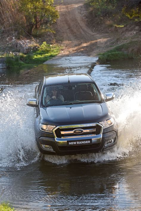 ford ranger prepares  hit european showrooms