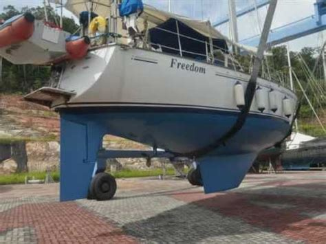 Yacht Boat For Sale Malaysia by Monohull Used 1987 45ft Cavalier Quality Cruising