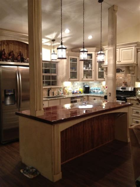 kitchen islands with posts kitchen island support columns island with supports