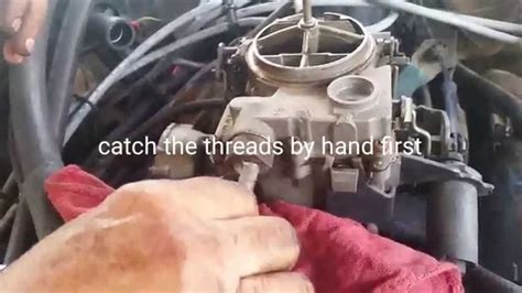 85 Chevy Fuel Filter Location by How To Replace A Fuel Filter On A 1977 1985 Chevy Impala