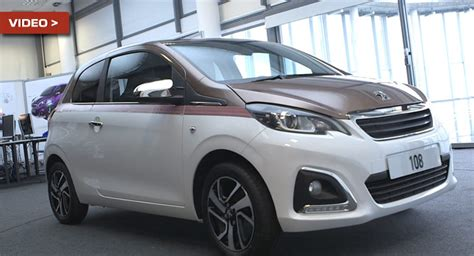 Carscoops  Peugeot 108