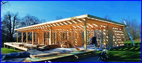 autoconstruction maison en bois cordes l autoconstruction et la maison ossature bois