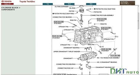 download car manuals 2012 toyota matrix security system toyota alphard vellfire service repair manual update 2012 automotive heavy equipment