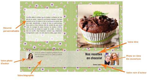 faire livre de cuisine cahier de recette créer propre livre de recettes