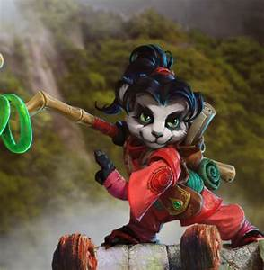 Li Li Stormstout - Wowpedia