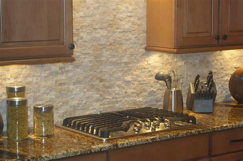 Glass Mosaic Tile Kitchen Backsplash Ideas - natural stone backsplash timeless ideas great home decor