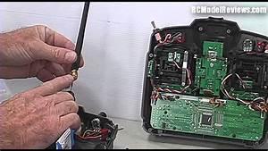 Installing The Frsky 2 4ghz Diy Kit In A Hobbyking Turnigy
