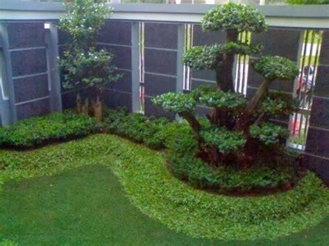 tips desain taman belakang rumah rumah diy
