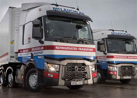 Mclaughlan Takes Three 44-tonne Renaults