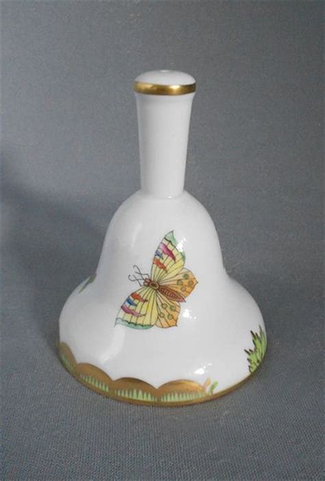 vintage herend hungary queen victoria porcelain