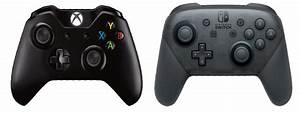 Wii U Pro Controller Versus Switch Pro Controller