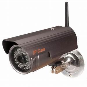 Camera Surveillance Exterieur Wifi : camera surveillance exterieure wifi ~ Melissatoandfro.com Idées de Décoration