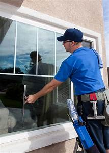 Professional Window Cleaning Services, Cleaners on the move