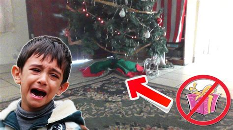 Top 5 Kids That Got Nothing For Christmas (kids Reacting To Getting Coal For Christmas) Youtube